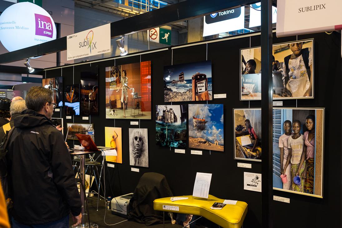 Sublipix au salon de la photo 2014 paris - Salon de la photo a paris ...