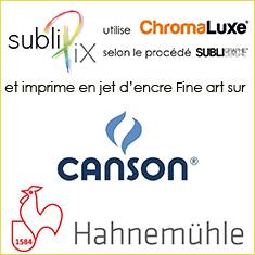 SubliPix nouveaux supports
