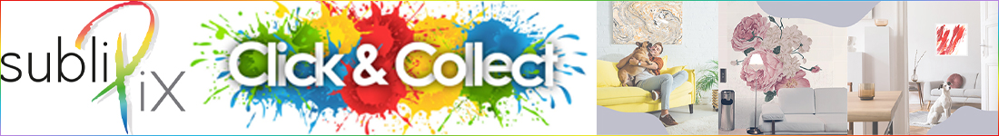 SubliPix Click and collect